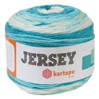 """Пряжа """"KARTOPU. Jersey №H1397"""" (200 г; 360 м; секционный)"""