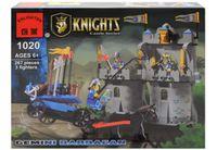 "Конструктор ""Knights. Рыцарь"" (267 деталей)"
