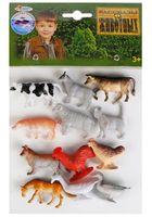 """Набор фигурок """"Домашние животные"""" (12 шт.; арт. P9609/12)"""
