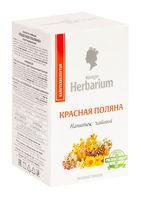 """Чай зеленый """"Konigin Herbarium. Красная поляна"""" (20 пакетиков)"""