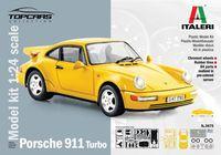 """Автомобиль """"Porsche 911 Turbo"""" (масштаб: 1/24)"""