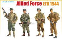 """Набор миниатюр """"Allied Force ETO 1944"""" (масштаб: 1/35)"""