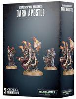 Warhammer 40.000. Chaos Space Marines. Dark Apostle (43-37)