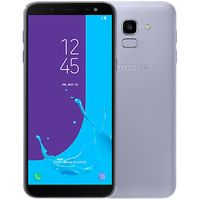 Смартфон Samsung Galaxy J6 3GB/32GB (серый)