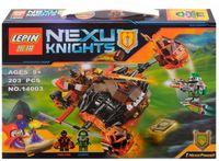 """Конструктор Nexu Knights """"Лавинный разрушитель"""""""