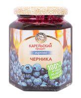 """Варенье """"Карельский продукт. Черника"""" (320 г)"""