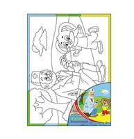 """Набор для рисования """"Сказка для малышей"""""""