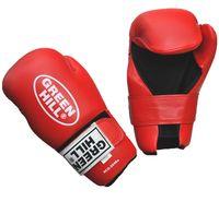Накладки для карате 7-contact (р.XL; красные)