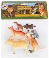 """Набор фигурок """"Животные Австралии"""" (6 шт.)"""