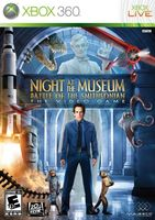Night at the Museum (Xbox 360, LT + All, титровый перевод на русский)