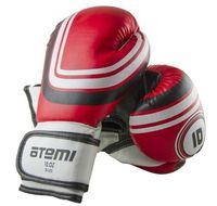 Перчатки боксёрские LTB-16101 (S/M; красные; 12 унций)