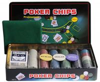 "Набор для покера ""Holdem Light"" (300 фишек; арт. hl300)"