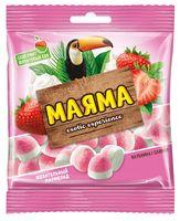 """Мармелад """"Маяма"""" (170 г; клубника и сливки)"""
