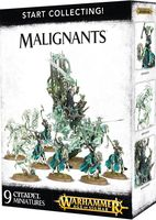 Warhammer Age of Sigmar. Malignants. Start Collecting (70-93)