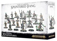 Warhammer Age of Sigmar. Slaves to Darkness. The Splintered Fang (83-35s)