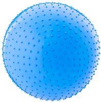 Мяч гимнастический массажный GB-301 (65 см; синий)