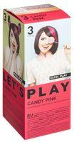 """Краска для волос """"Estel Play"""" (тон: 3, candy pink)"""
