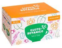 """Фиточай """"Gusto Botanico. Aroma Herbs"""" (25 пакетиков)"""