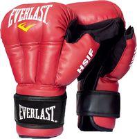 Перчатки для рукопашного боя (10 унций; красные; арт. RF3110)