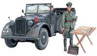 """Автомобиль """"KFZ. 15 Horch"""" (масштаб: 1/35)"""