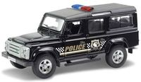 "Модель машины ""Land Rover Defender Police"" (масштаб: 1/32)"