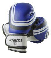 Перчатки боксёрские LTB-16101 (L/XL; синие; 12 унций)