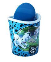 """Ведро для мусора """"Disney"""" (1,6 л; бирюзовое)"""