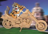 """Сборная деревянная модель """"Чоппер"""" (Мотоцикл Харлей Девидсон-1)"""