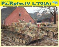 """Средний танк """"Pz.Kpfw.IV L/70A"""" (масштаб: 1/35)"""