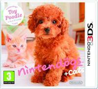 Nintendogs+Cats. Карликовый пудель и новые друзья - Nintendo select (Nintendo 3DS)
