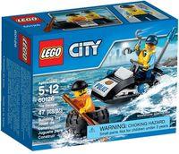 """LEGO City """"Побег в шине"""""""