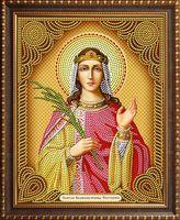 """Алмазная вышивка-мозаика """"Святая Великомученица Екатерина"""""""