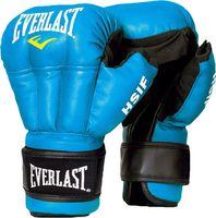 Перчатки для рукопашного боя (8 унций; синие; арт. RF3208)