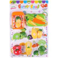 """Игровой набор """"Фрукты и овощи"""" (арт. DV-T-1049)"""