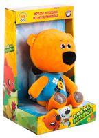 """Мягкая музыкальная игрушка """"Ми-ми-мишки. Медвежонок Кеша"""" (25 см)"""