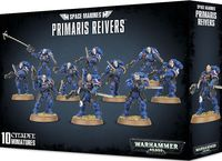 Warhammer 40.000. Space Marines. Primaris Reivers (48-71)
