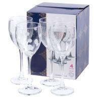"""Бокал для вина стеклянный """"Lounge Club"""" (4 шт.; 250 мл)"""