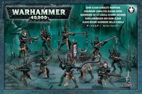 "Набор миниатюр ""Warhammer 40.000. Dark Eldar Kabalite Warriors"" (45-07)"