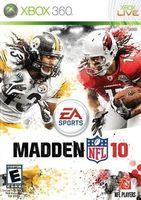 Madden NFL 10 (Xbox 360, LT + All)