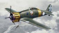 "Истребитель ""MC.200 Saetta"" (масштаб: 1/48)"