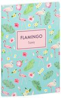 "Блокнот-планнер ""Mindfulness. Фламинго"" (182x255 мм)"