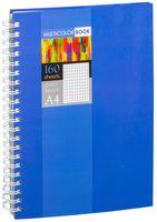 """Тетрадь А4 в клетку 160 листов """"Multi Color"""""""