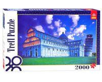 """Пазл """"Пизанская башня. Италия"""" (2000 элементов)"""