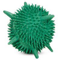 """Игрушка для собак с пищалкой """"Мяч-мина"""" (8 см)"""