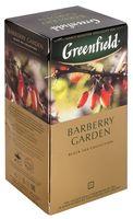 """Чай черный """"Greenfield. Barberry Garden"""" (25 пакетиков)"""