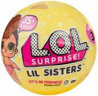 """Кукла """"L.O.L. Сюрприз в шаре"""" (арт. 550693X1E5C)"""