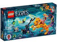 """LEGO Elves """"Ловушка для Азари и огненного льва"""""""
