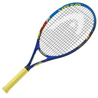 """Ракетка для большого тенниса """"Novak 23 Gr05"""" (сине-жёлтая)"""