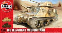 """Средний танк """"M3 Lee"""" (масштаб: 1/76)"""