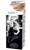 """Краска-уход для волос """"Estel Celebrity"""" (тон: 10.36, перламутровый блондин)"""